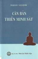 Căn Bản Thiền Minh Sát)