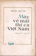Mấy vẻ mặt thi ca Việt Nam  cổ và cận đại