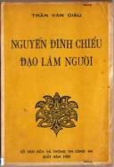 Nguyễn Đình Chiểu đạo làm người