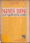 Nguyễn Thông con người và tác phẩm