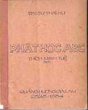 Phật học ABC