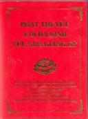 Phật thuyết A Di Đà Kinh yếu giải giảng ký