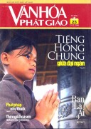 Tạp Chí Văn Hóa Phật Giáo số 23