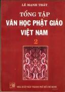 Tổng tập Văn Học Phật Giáo Việt Nam - Tập 2