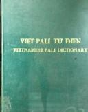 Việt Pali Từ Điển